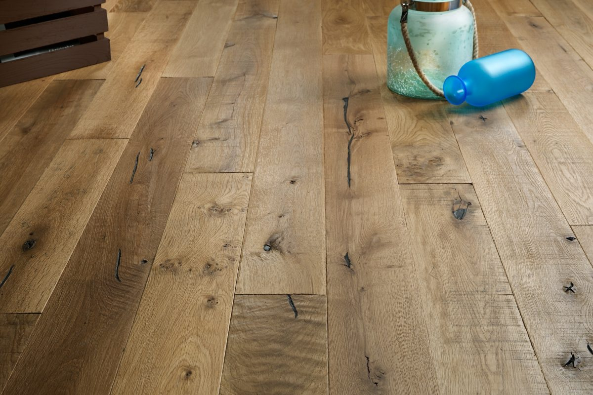 The Storehouse Plank Collection Bushel Photo 0 by Real Wood Floors