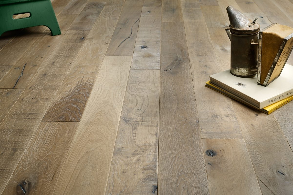 The Storehouse Plank Collection Parcel Photo 0 by Real Wood Floors