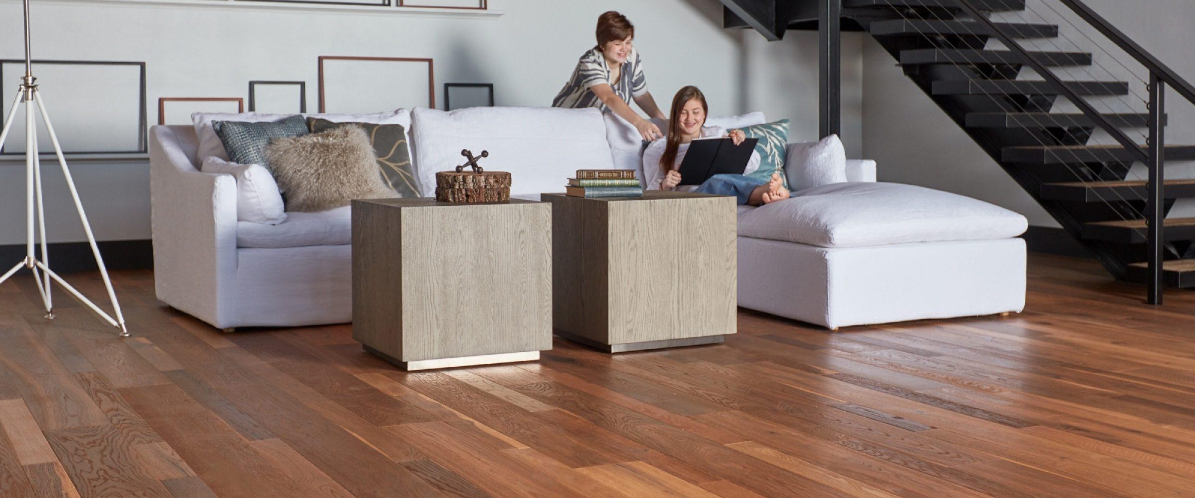 Real Wood Floors | We make beautiful solid and engineered