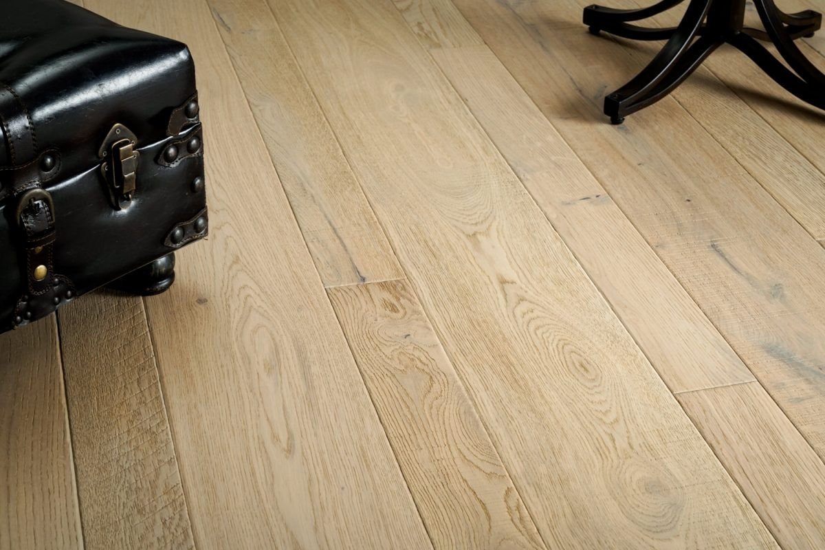 The Longhouse Plank Collection Modling Photo 1 by Real Wood Floors