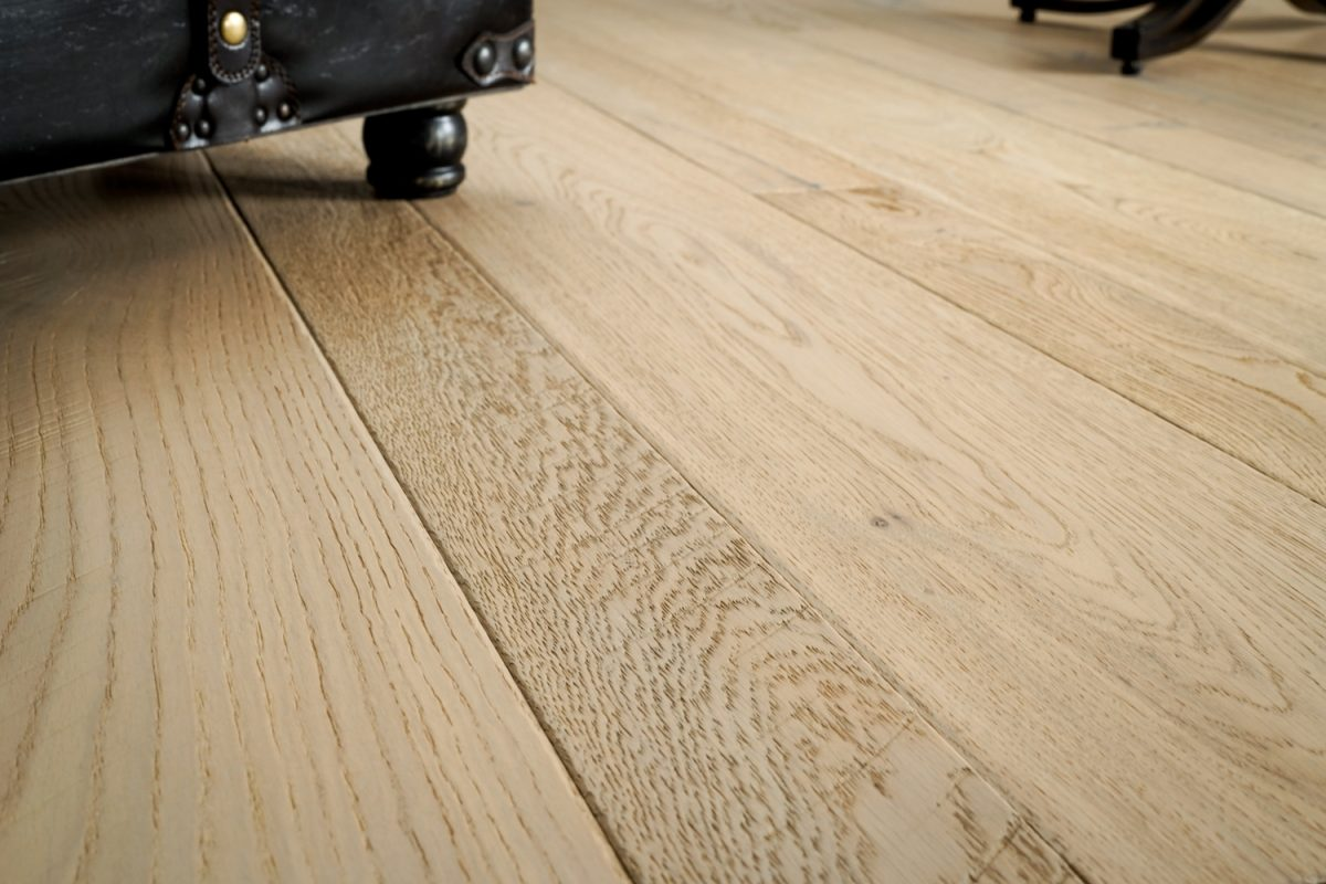 The Longhouse Plank Collection Modling Photo 2 by Real Wood Floors