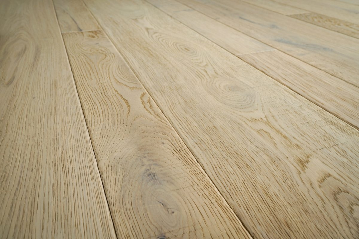 The Longhouse Plank Collection Modling Photo 3 by Real Wood Floors