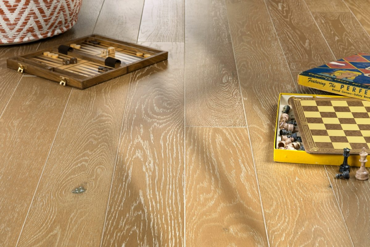 The Brick & Board Collection Inglenook Photo 0 by Real Wood Floors